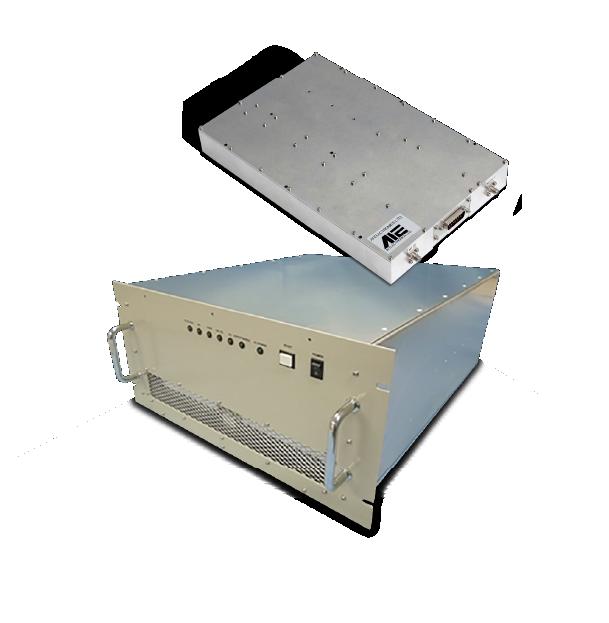 高性能電力増幅器の開発