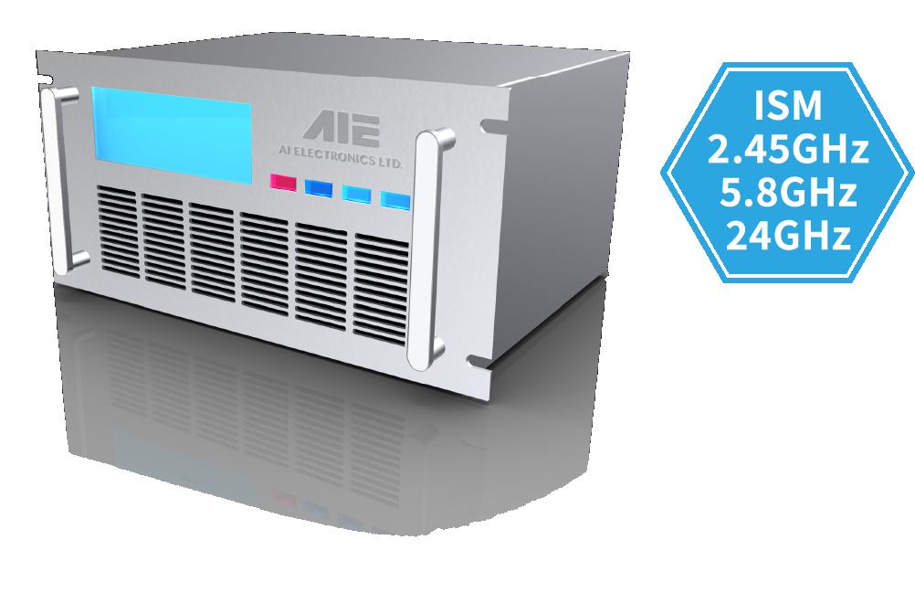 マイクロ波発振器・電源装置の開発